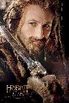Affiche du film Bilbo le Hobbit (Fili)