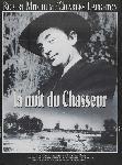 Poster du film la Nuit du Chasseur