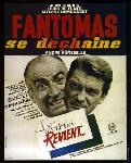 Poster du film Fantômas