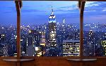 Affiche vue sur Manhattan