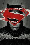 Movie Poster Batman v Superman : L'Aube of Justice