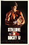 Affiche du film Rocky 4