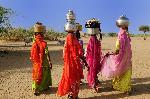 Photo du désert du Thar