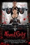 Poster film Hansel & Gretel: Witch Hunters
