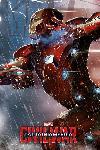Poster du film Captain America Civil War