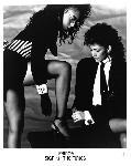 Photo noir et blanc Sign O the Times