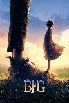 Affiche du film le BGG le Bon Gros Géant