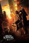 Affiche du film Ninja Turtels 2