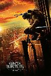 Affiche du film Ninja Turtles 2