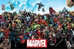 Poster Marvel (Universe)