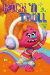 Affiche du dessin animer Les Trolls