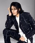 Poster photo de Michael Jackson en costume