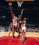 Photo basketball Michael Jordan