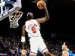 Affiche photo Michael Jordan dunk