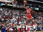 Photo dunk Michael Jordan