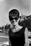 Affiche d'Audrey Hepburn