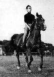 Photo d'Audrey Hepburn (cheval)