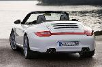 Photo de derrière 2009 Porsche 911 Carrera 4 and Carrera 4S