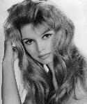 Photo portrait noir et blanc Brigitte Bardot