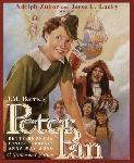 Poster du dessin animé Peter Pan