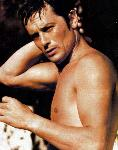 Photo couleur Alain Delon