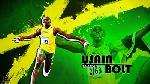 Poster montage Usain Bolt