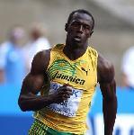 Poster photo Usain Bolt