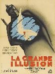 Affiche du film La Grande illusion