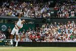 Poster photo Roger Federer Wimbledon