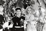 Photo noir et blanc Le Gendarmes se marie