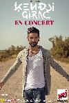 Affiche Kendji Girac en concert