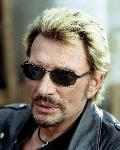 Poster photo Johnny Hallyday