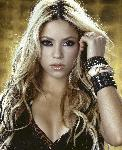 Poster photo couleur Shakira