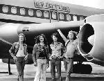 Affiche du Groupe de rock Led Zeppelin