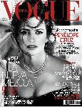 Poster photo Penelope Cruz une du magazine Vogue