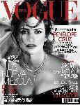 Poster photo Penelope Cruz une du magazine Vogue