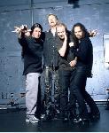 Affiche du Groupe de rock Metallica
