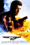 Affiche du film James Bond Le Monde ne suffit pas