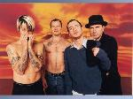 Poster Photo du groupe Red Hot Chili Peppers