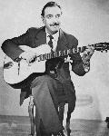 Affiche de Django Reinhardt