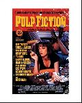 Affiche du film Pulp Fiction Cover