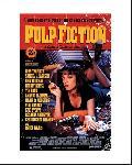 Affiche du film Pulp Fiction Cover