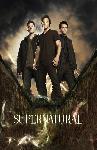 Affiche de la série Tv Supernatural