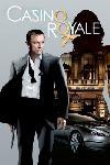 Poster du film James Bond Casino Royale
