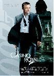 Affiche du film James Bond Casino Royale