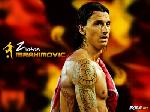 Affiche du joueur de Football Zlatan Ibrahimovic