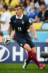 Poster du joueur de Football Antoine Griezmann Equipe de France