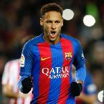 Affiche du joueur de Football Neymar