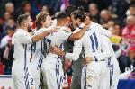 Affiche du Real Madrid