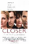 Affiche du film Closer